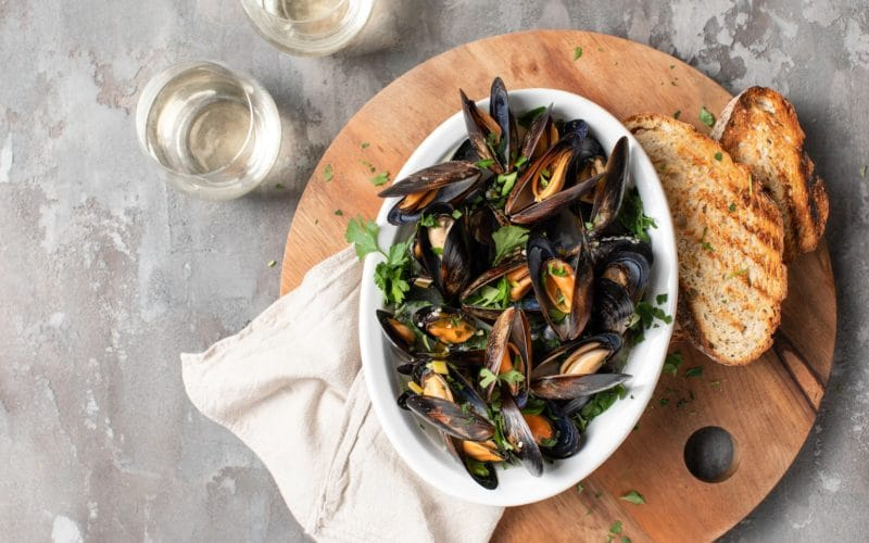 2020-2_CookingPal_Mussels in White Wine