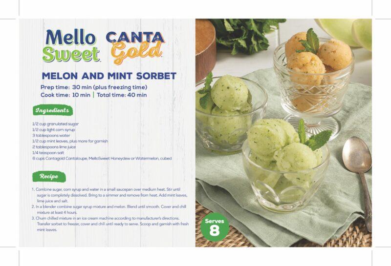 CantaGoldMellow_ShelfTalker_Melon and Mint Sorbet_Green