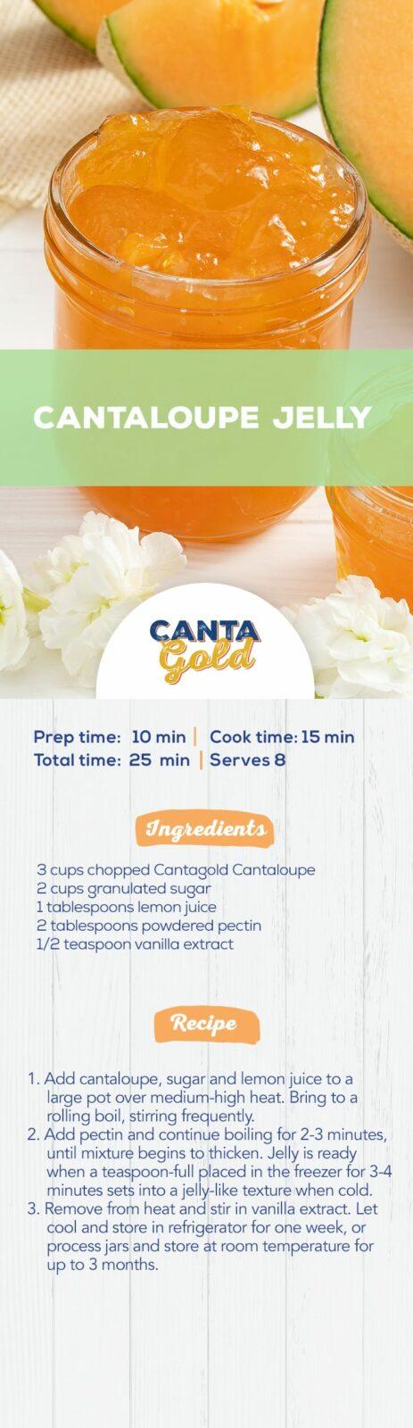 CantaGold_PinterestPinPinterest_Cantaloupe Jelly