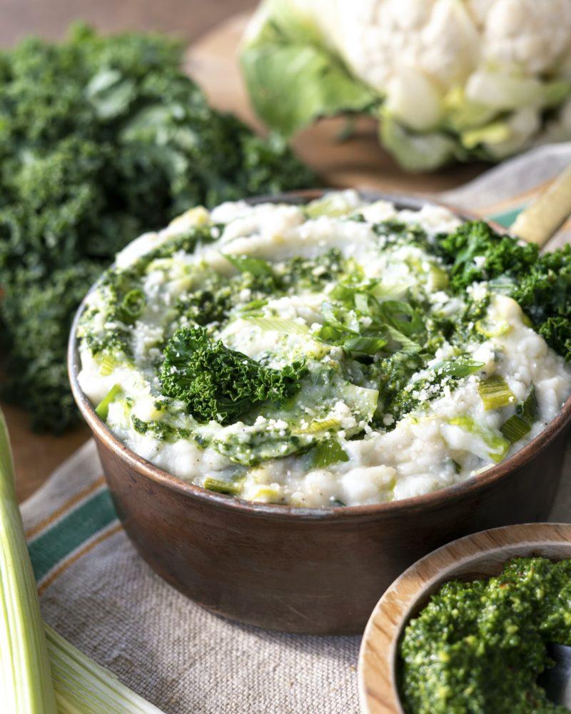 Cauliflower Kale Colcannon_shot 2