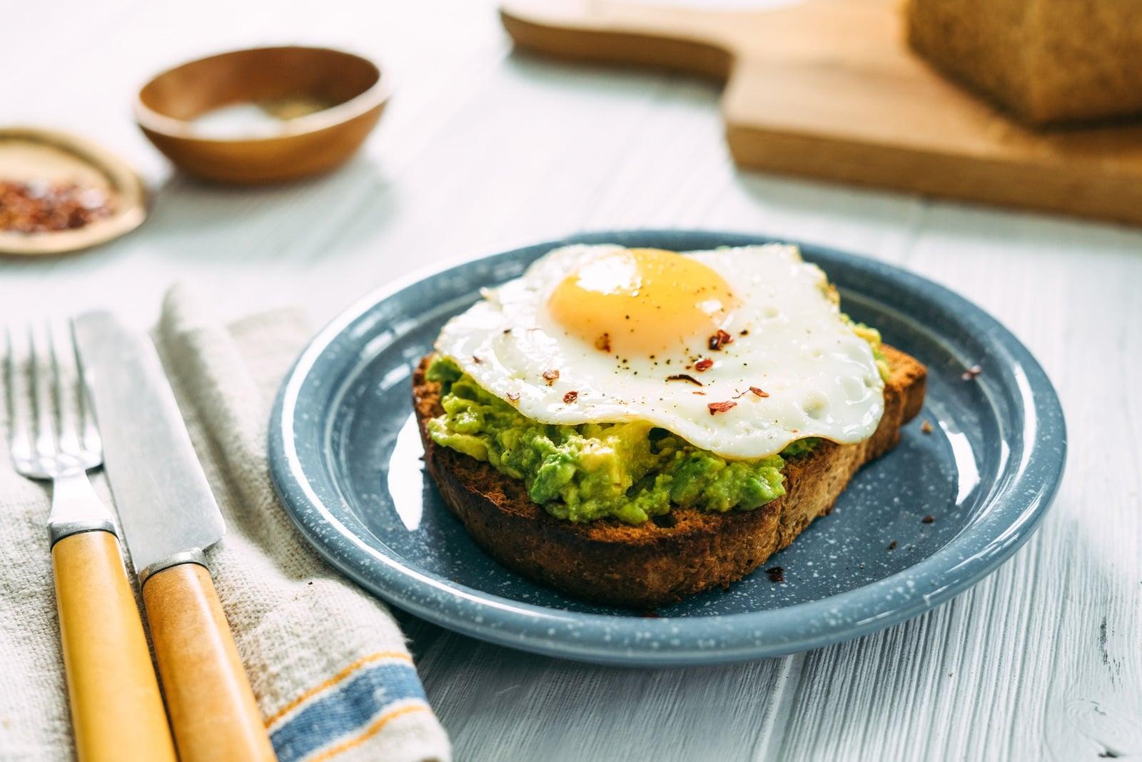 Egg + Avocado Toast_Hero