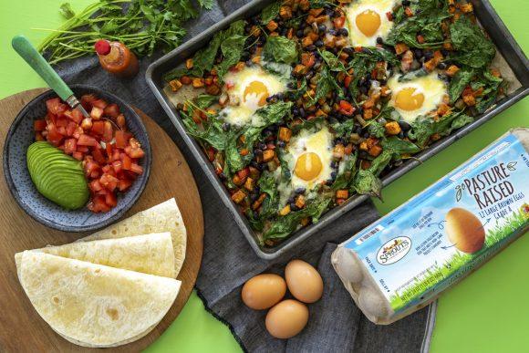 Loaded Sheet Pan Breakfast Burritos_shot1