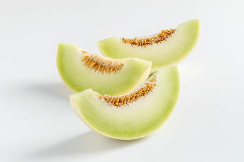 MELONP14G_MELON BEAUTY IMAGES ON WHITE