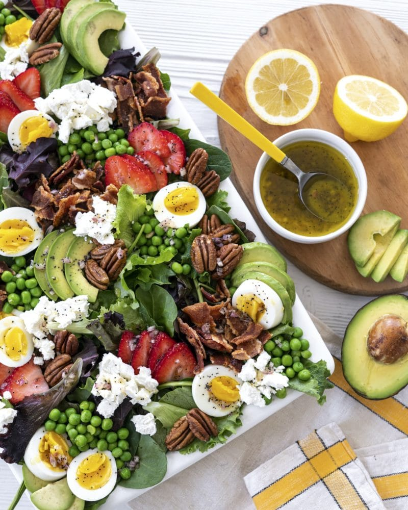Spring Cobb Salad_shot 2