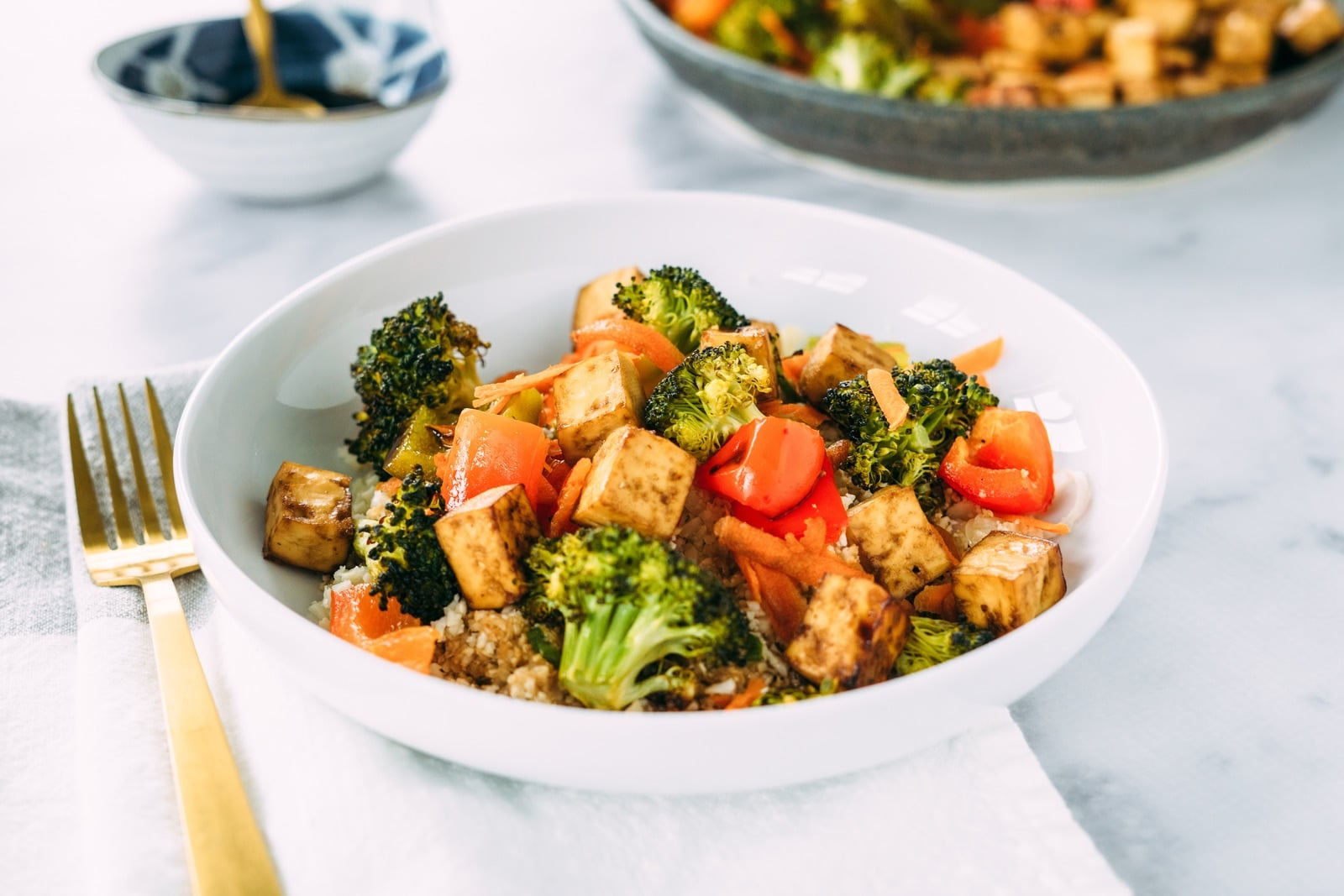 Teriyaki Tofu Stir Fry_Hero